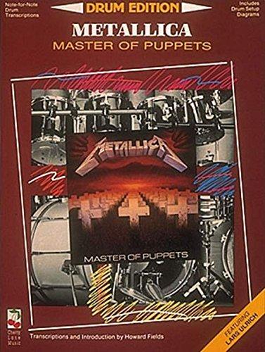9780895245625: Metallica - Master of Puppets (Drum Edition)