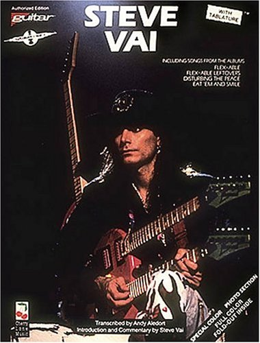 9780895245724: Steve Vai, Authorized Edition for Guitar (Play It Like It is)