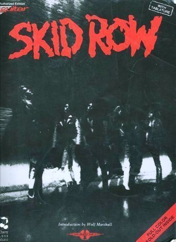 9780895245786: Skid Row: Play-It-Like-It-Is-Guitar