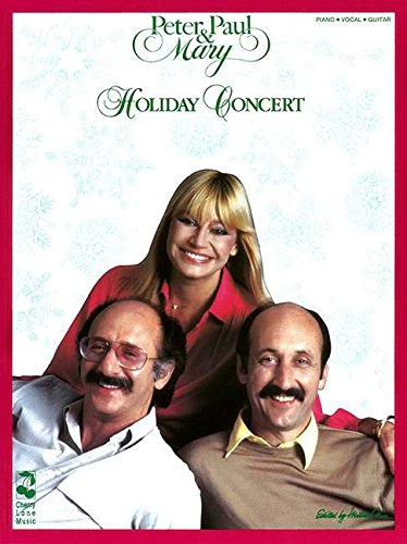 9780895246097: Peter, Paul and Mary - Holiday Concert (Personality)