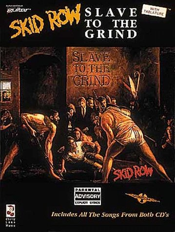 9780895246448: Skid Row - Slave to the Grind: Play-It-Like-It-Is-Guitar
