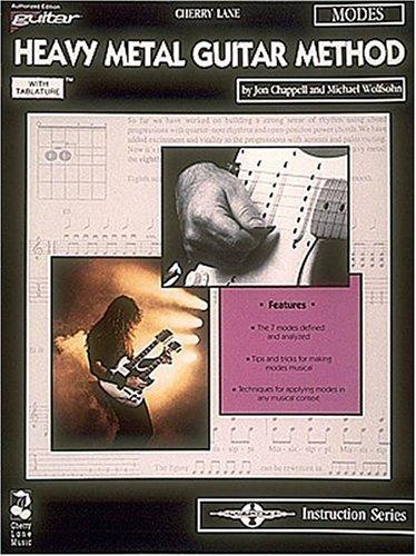 9780895246622: Heavy Metal Guitar Method - Modes (Instruction Series)