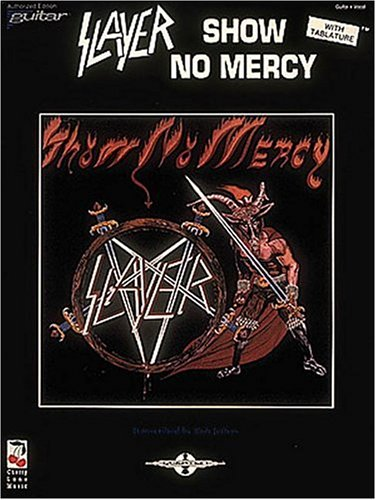 9780895246783: Slayer - Show No Mercy