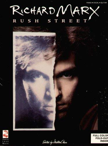 Richard Marx: Rush Street: Mark Phillips