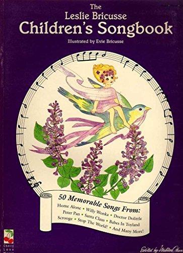 The Leslie Bricusse Children's Songbook (Piano -: Bricusse