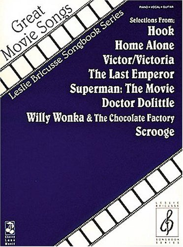 9780895247001: Leslie Bricusse - Great Movie Songs (Leslie Bricusse Songbook Series)