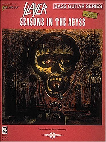 9780895247056: Slayer - Seasons In The Abyss