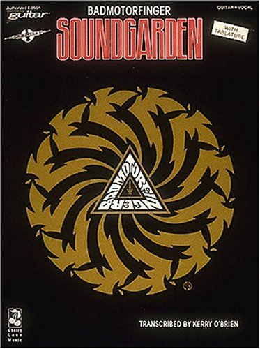 9780895247087: Soundgarden Badmotorfinger/Guitar Book (Play It Like It Is)