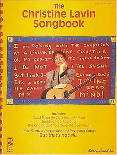 9780895247124: Christine Lavin Songbook
