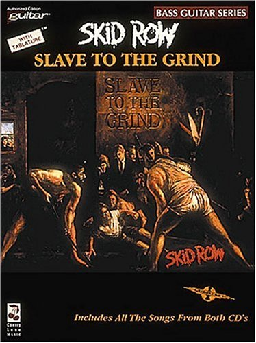 9780895247216: Skid Row - Slave To The Grind (Bass Guitar Series)