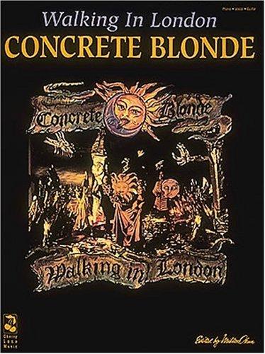 9780895247506: Concrete Blonde - Walking In London