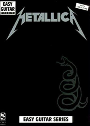 9780895247568: Metallica: (Black) (Play It Like It Is)