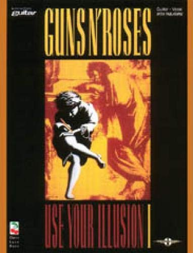 Guns N' Roses: Use Your Illusion I (Easy Guitar) (0895247607) by Guns N' Roses