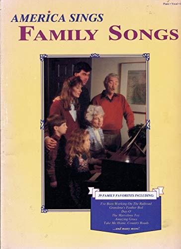 America Sings Family Songs: Len Handler