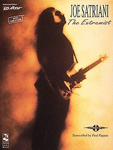9780895247728: Joe Satriani - The Extremist (Easy Guitar Series)