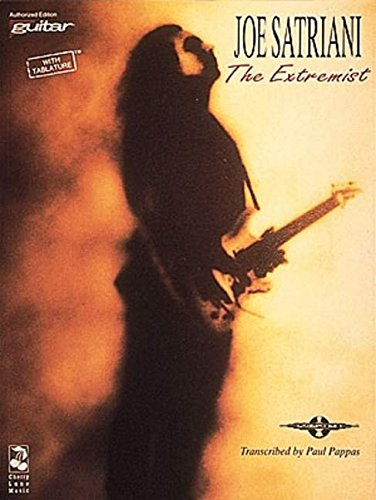 9780895247728: Play It Like It Is Guitar Joe Satriani The Extremist Tab