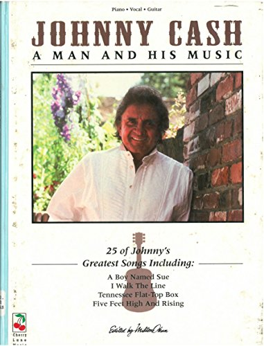 Johnny Cash-A Man and His Music (089524778X) by Okun, Milton