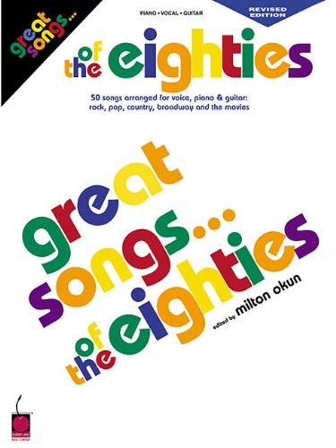 9780895247926: Great Songs of the Eighties Edition (Piano/Vocal/Guitar Songbook)