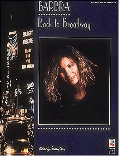 Barbra Streisand - Back To Broadway: Streisand, Barbra