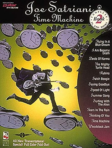 9780895248176: Joe Satriani: Bk. 2: Time Machine