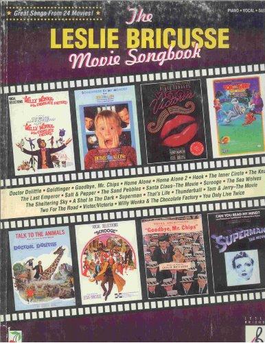 The Leslie Bricusse Movie Songbook