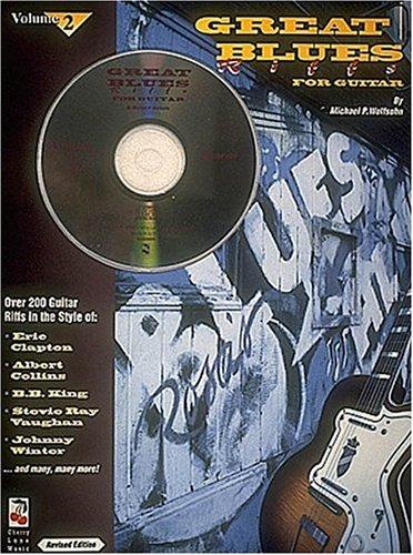 9780895248350: Volume 2 (Great Blues Riffs)
