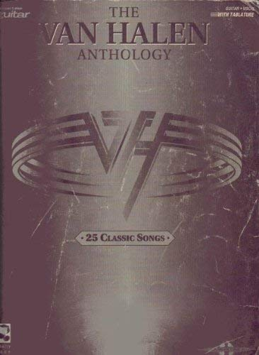 "Van Halen"" Anthology: 25 Classic Songs (Play it Like it is)"