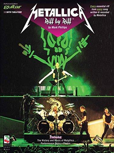 9780895248404: Metallica Guitar: Riff By Riff Guitare