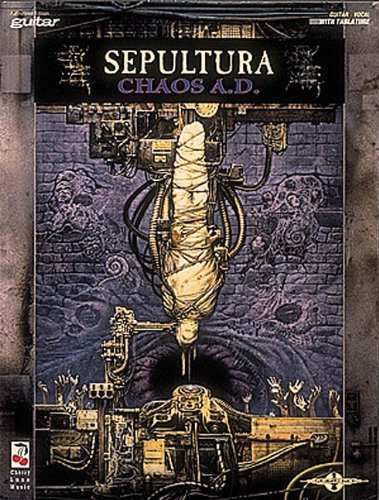 Sepultura - Chaos A.D. (Play it Like it is): Sepultura