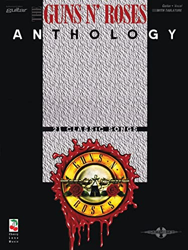 9780895248664: Guns N' Roses Anthology (Tablature Included)