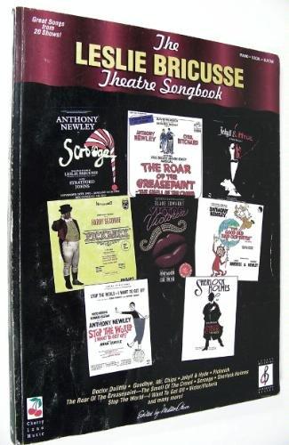 9780895248824: The Leslie Bricusse Theatre Songbook