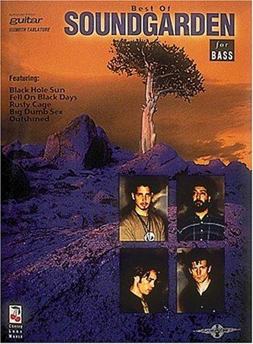 9780895249043: The Best of Soundgarden (Bass)