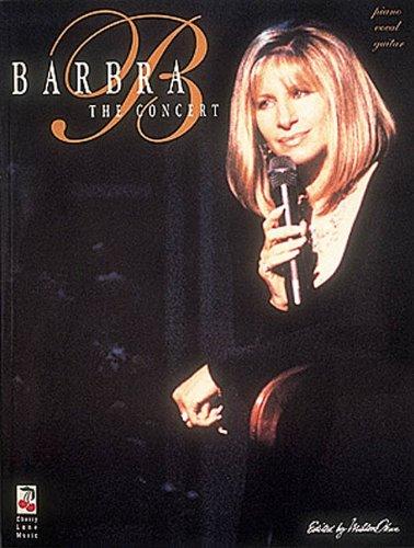 9780895249098: Barbra Streisand - The Concert