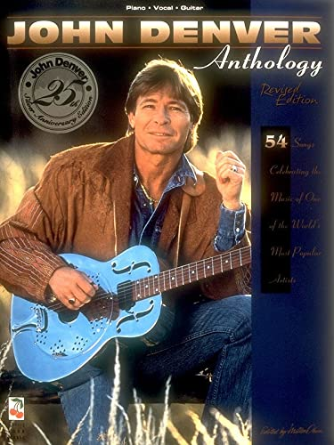 9780895249111: John Denver Anthology
