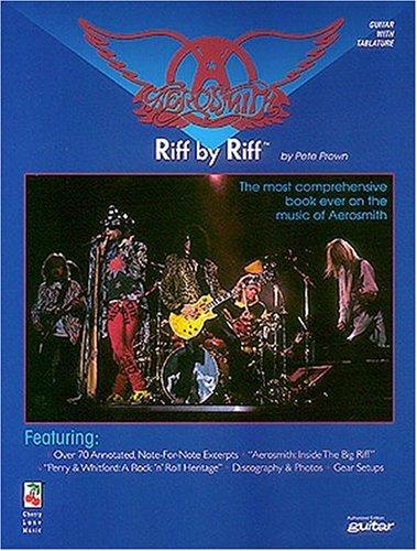9780895249210: Aerosmith - Riff by Riff