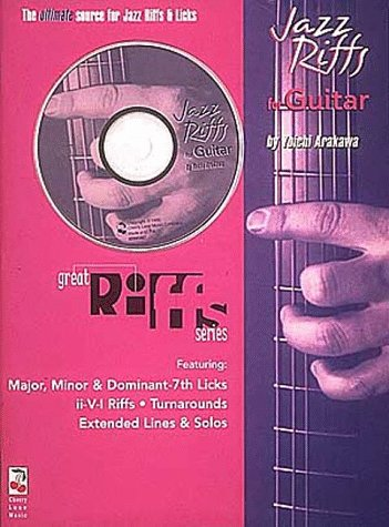 9780895249432: Jazz Riffs For Guitar (Great Riffs)
