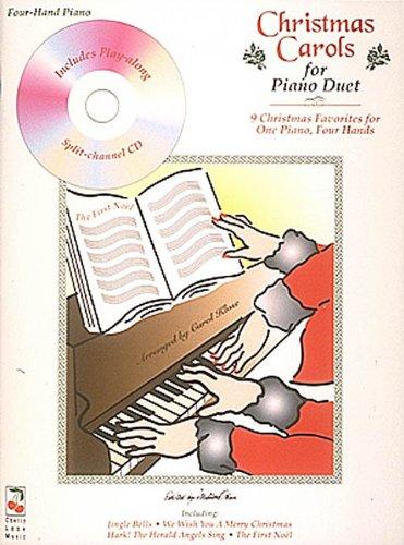 9780895249494: Christmas Carols for Piano Duet