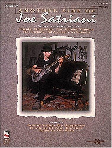 9780895249753: Another Side Of Joe Satriani (Play It Like It Is)