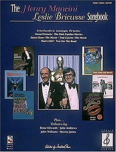 The Henry Mancini/Leslie Bricusse Songbook: Leslie Bricusse