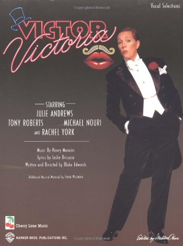 9780895249838: Victor/Victoria: Vocal Selections
