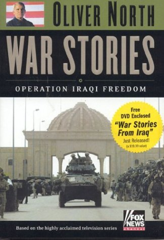 War Stories: Operation Iraqi Freedom: North, Oliver L.