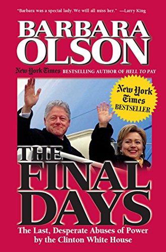The Final Days: Olson, Barbara