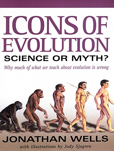 9780895262004: Icons of Evolution: Science or Myth? Why Much of What We Teach About Evolution Is Wrong
