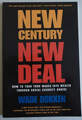 9780895262110: New Century New Deal