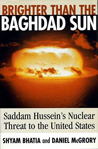 9780895262516: Brighter than the Baghdad Sun