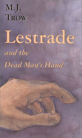9780895262882: Lestrade and the Dead Man's Hand