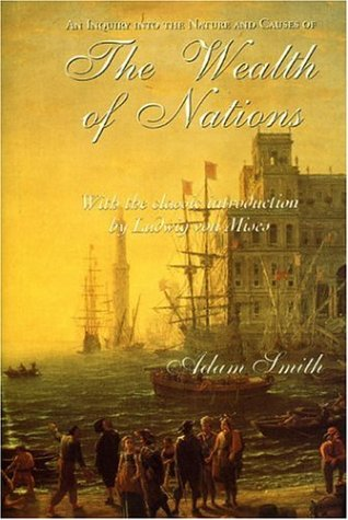 9780895263353: An Inquiry into the Nature and Causes of the Wealth of Nations (Conservative Leadership Series)
