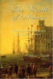 An Inquiry Into The Nature and Causes: Smith Adam