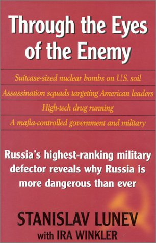 9780895263902: Through the Eyes of the Enemy: Russia's Highest Ranking Military Defector