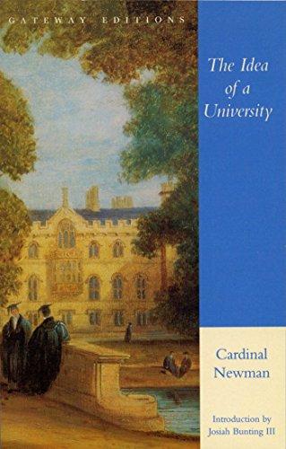 9780895264008: The Idea of a University